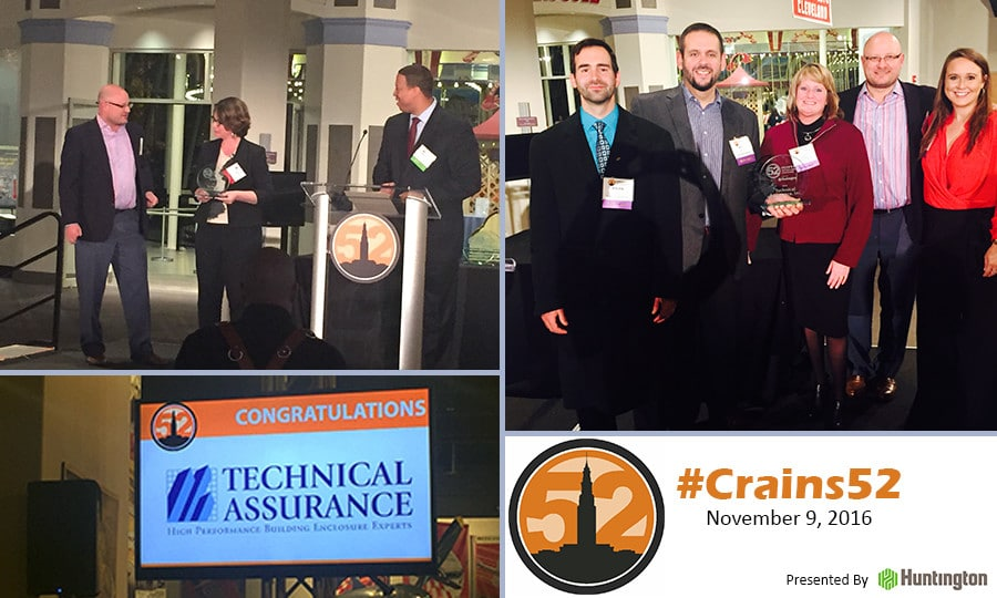 Crain's 52 Awards Dinner Photos