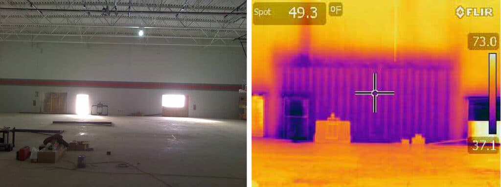 Building Envelope IR Scans – What to Know and How It Works