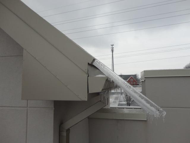 Ice Dam Prevention