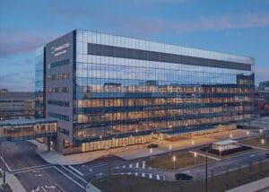 Taussig Cancer Institute Building Envelope Consulting